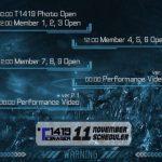 「MOMOLAND」の弟グループ「T1419」、デビュープロモーションスケジュール公開