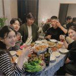 <トレンドブログ>女優キム・ゴウン、イ・ミンホ、ウ・ドファンなど「ザ・キング」の共演俳優たちと会食…久しぶりのうれしい組み合わせ