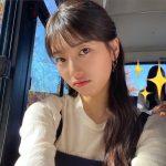 スジ(元Miss  A)、ドラマ「スタートアップ」OSTの音色程に綺麗