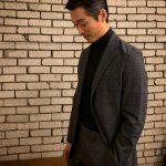 俳優ナムグン・ミン、洗練されたスーツ姿…シックなビジュアル