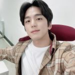<トレンドブログ>俳優キム・ミンギュ、チェックのシャツの彼氏ビジュアルで近況公開!