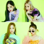 SM大型新人「aespa」、デビュー曲「Black Mamba」振り付け映像公開…人気爆発