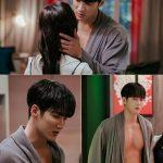 MBCドラマ「KAIROS」アン・ボヒョン、セクシーさ爆発のビハインドカット公開…