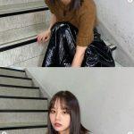 俳優リュ・ジュンヨルと交際中のヘリ(Girl's Day)階段で撮っても広告みたい