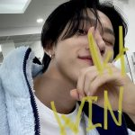 「MONSTA X」I.M、「Love Killa」1位をお祝い…MONBEBE愛