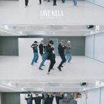 "MONSTA X、「Love Killa」の""1坪ダンス""電撃公開(動画あり)"