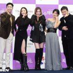 【フォト】女優キム・サラン&俳優ユン・ヒョンミンら、新ドラマ「復讐しろ」のオンライン制作発表会に出席