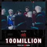 Stray Kids、「MIROH」のMVがYouTube1億回再生を突破!「God's Menu」に続き自身2作目の快挙を達成!
