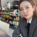 歌手サンダラ・パク(元2NE1)、テレビ局の売店にMINO(WINNER)の名前で帳付け