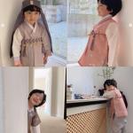 """""""キム・テヒの娘""""子役ソ・ウジン、韓服着た幼い新郎?さらに綺麗になったね"""