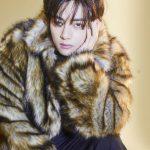 「BTS(防弾少年団)」V、グラミーも魅了するビジュアル…毛皮を着て退廃美が炸裂