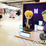 BTS(防弾少年団)、ポップアップストア[BTS POP UP : SPACE OF BTS]、ソウル・ロッテ百貨店でオープン!