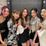 「SECRET NUMBER」、「2020 AAA」女性新人賞受賞…デビュー後初の授賞式に出席