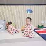 「FTISLAND」チェ・ミンファン♥ユルヒの双子の娘たちアリンちゃん&アユンちゃん、愛らしい笑顔でキュートそのもの