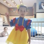 <トレンドブログ>「FTISLAND」チェ・ミンファン♥ユルヒの息子ジェユルくん、かわいい白雪姫?!…キッズモデルになったらいいかも