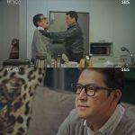 《韓国ドラマNOW》「ペントハウス」6話、ビョン・ウミン、イ・ジアともみ合い中に墜落死「人が死んでいる」…ユジンが目撃