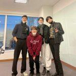 「SHINee」Key(キー)、「SHINee」の団体写真を公開…SHINee is Back!!