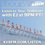 「今月の少女(LOONA)」、米国人気ラジオで収録曲「Star」プレイされる…熱い関心