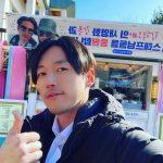 俳優チャン・ヒョク、女優チェ・ヨジンからのカフェーカーのプレゼントに感謝!