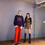 歌手DAWN(イドン)、恋人ヒョナとの超密着スキンシップカットを公開