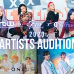 【情報】RBW x KISS Entertainment x Production CAT'S EYE 2020 ARTISTS AUDITION11/29 沖縄 追加開催決定!!