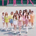 """【情報】K-POPアーティストの""""神写真集""""Diconシリーズ! IZ*ONE写真集『LOOK AT MY iZ』JAPAN EDITIONが11月9日(月)発売初日より大ヒット!"""