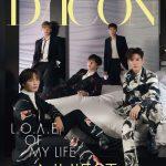 """【情報】K-POPアーティストの""""神写真集""""Diconシリーズ! NU'EST写真集『L.O.Λ.E OF MY LIFE』JAPAN EDITIONが11月24日(火)発売&日本オリジナル豪華特典を初公開!"""