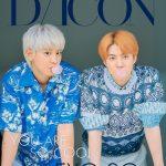 """【情報】K-POPアーティストの""""神写真集""""Diconシリーズ! EXO-SC『YOU ARE SO COOL』JAPAN EDITIONが11月24日(火)発売&日本オリジナル豪華特典を初公開!"""