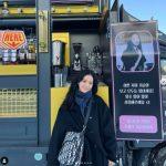 JISOO(BLACKPINK)初の主演ドラマ「雪降花」、ROSEがコーヒーカーを贈り応援