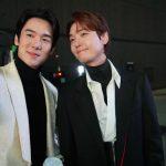 <トレンドブログ>俳優チョン・ギョンホ&ユ・ヨンソク、「2020 MAMA」を明るく照らした素敵なツーショット