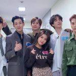 2PMニックン、GOT7のジニョン、ジャクソン、ユギョム、ベンベンとクイズ番組で一緒に