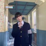 ASTROチャ・ウヌ、制服姿も完ぺき…ドラマ「女神降臨」の本放送視聴PR