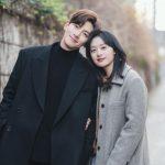 """チ・チャンウク&キム・ジウォン、幸せそうな恋人同士の姿を公開…「都会の男女の恋愛法」""""明日午後5時 カカオTV、午後7時 Netflixで会いましょう"""""""