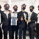 BTS(防弾少年団)、「2020 TMA」で4冠を果たした喜びをファンARMYと分かち合う…SUGAも写真で参加