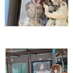 「少女時代」のユリ、本日(12/5)31歳の誕生日…ファンがプレゼントしたバス停広告の前で感動の認証ショット