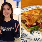 """チョン・ヒョンム、恋人イ・ヘソンのサンドイッチの写真に""""いいね""""=""""口の中の皮がむけそうな味"""""""