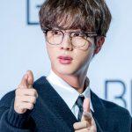 BTS(防弾少年団)ジン、アイドルチャート11月の代表寄付スターに選ばれる
