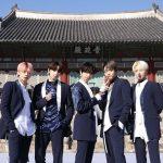 TOMORROW X TOGETHER、BTS(防弾少年団)の景福宮公演に続き、慶熙宮での舞台に「光栄だ」(「ソウルX音楽の旅」)