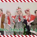 """「ATEEZ」、サンタクロースになって伝えるクリスマスメッセージ…""""家で温かく過ごせますように"""""""
