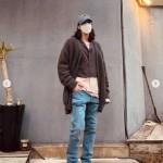 今年で40歳の俳優キム・ジフン、雰囲気ある1枚で「本当に孤独だな」