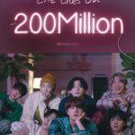 「BTS(防弾少年団)」、「Life Goes On」MV再生回数が2億回突破…通算19作目