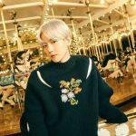 """BAEK HYUN(EXO)、新曲「Amusement Park」を21日に発売""""特別な年末プレゼント"""""""