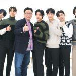 「MONSTA X」、コロナ用語を優しい韓国語で知らせる…良き影響力