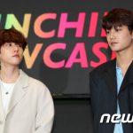 EXOベクヒョン、カイのソロデビューを祝う…応援にPR、MCまで溢れる愛情