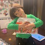 ウィリアムくん、パパのサム・ハミントンからもらったプレゼントを公開…「クリスマスも待ってるね」