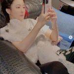<トレンドブログ>キム・ヒソン、トップ女優のお家時間…すっぴんでジャージで美貌は限度超過。