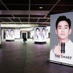 俳優キム・スヒョン、マンションブランド「THE SHARP」の広告モデルに抜擢…ジャンルを問わず大活躍!