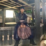 キム・ミョンス(エル)、時代劇の衣装でも男神ビジュアル