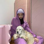 <トレンドブログ>「BLACKPINK」ジェニー、愛犬と一緒にラブリーな魅力発散