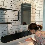 ソ・ジョンヒ、これがトイレの洗面台?「一人でデザインし忍耐で作った家」